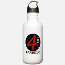 4 Bones Barbecue Water Bottle