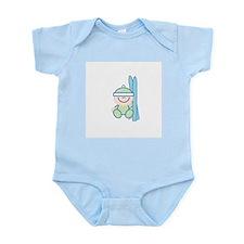 Ski Baby Infant Creeper