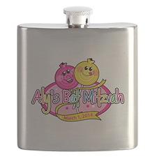 Aly's Bat Mitzvah Flask