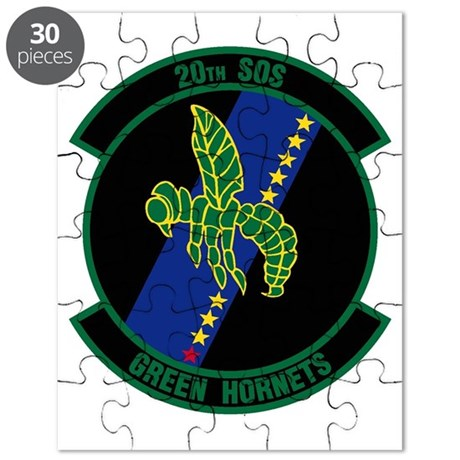 20th Patch Puzzle