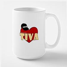 NCIS Tiva Mug