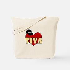 NCIS Tiva Tote Bag