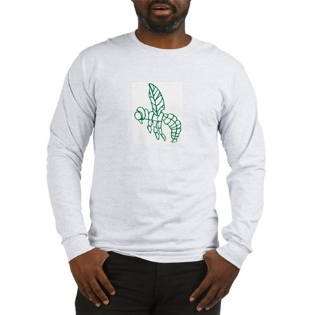Green Hornet Long Sleeve T-Shirt