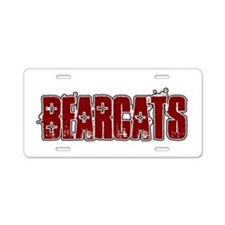 BEARCATS_16.png Aluminum License Plate