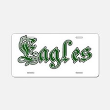 EAGLES_11.png Aluminum License Plate
