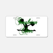 TCHEER5.png Aluminum License Plate