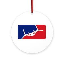 Major League Assault Ornament (Round)