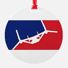 Major League Assault Ornament