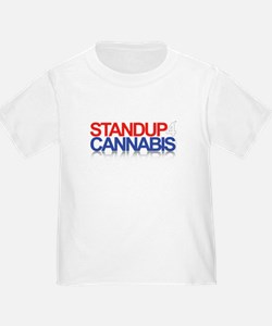 Stand Up 4 Cannabis T