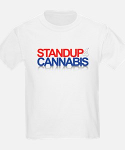 Stand Up 4 Cannabis T-Shirt