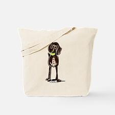 Pointer Playtime Tote Bag