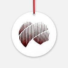 IASMH Logo Ornament (Round)