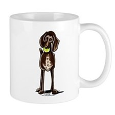 Pointer Playtime Mug