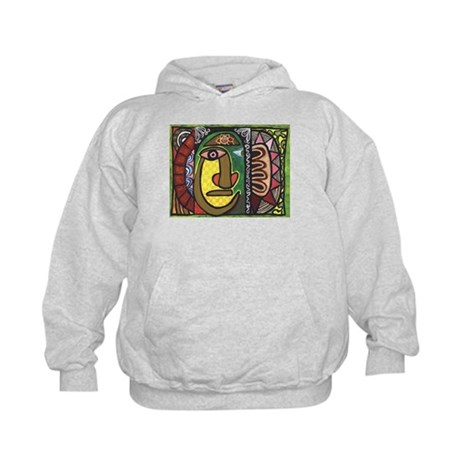 And Still I Rise Kids Hoodie