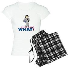 Astronaut Girl Pajamas