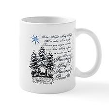 Silent Night Small Mug