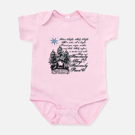 Silent Night Infant Bodysuit