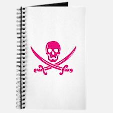 Pink Calico Jack Journal