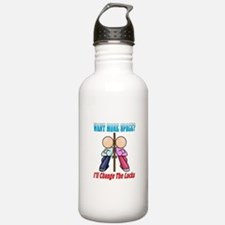 More Space Water Bottle