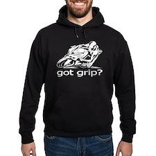 Sportbike Got Grip Hoodie