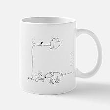 DOGGIE BIRD DOO Mug