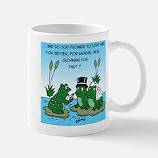 Cute Cartoon frog Mug