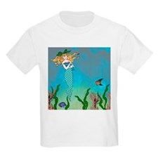 Vintage Mermaid T-Shirt