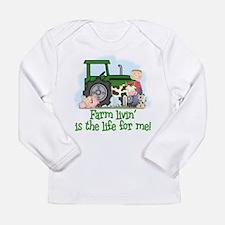 farmlivin_B2 Long Sleeve T-Shirt