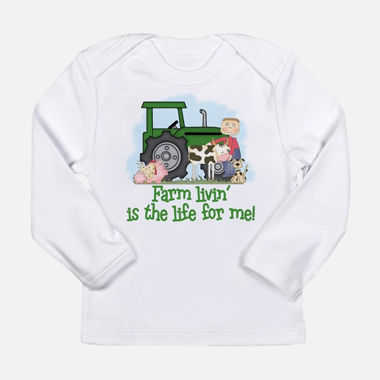 farmlivin_B2 Long Sleeve T-Shirt