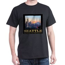 Seattle Gateway to the Pacific T-Shirt