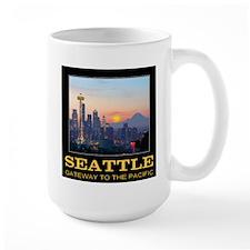 Seattle Gateway to the Pacific Mug