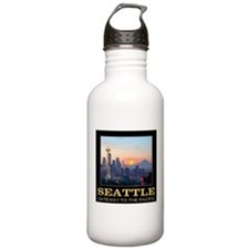 Seattle Gateway to the Pacific Water Bottle