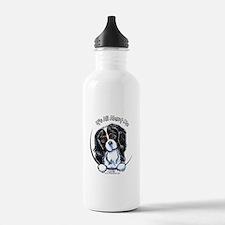 Tricolor CKCS IAAM Water Bottle