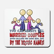 Married Couples Mousepad