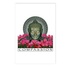 Garden Buddha Postcards (Package of 8)
