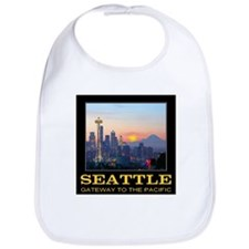 Seattle Gateway to the Pacific Bib