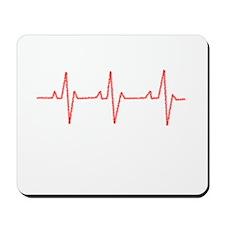 Heartbeat Mousepad