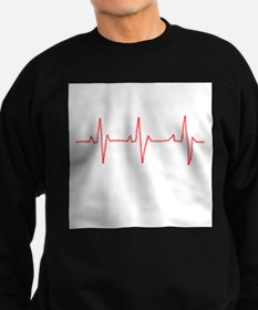 Heartbeat Sweatshirt (dark)