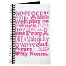 Breast Cancer Hope Nonna Journal