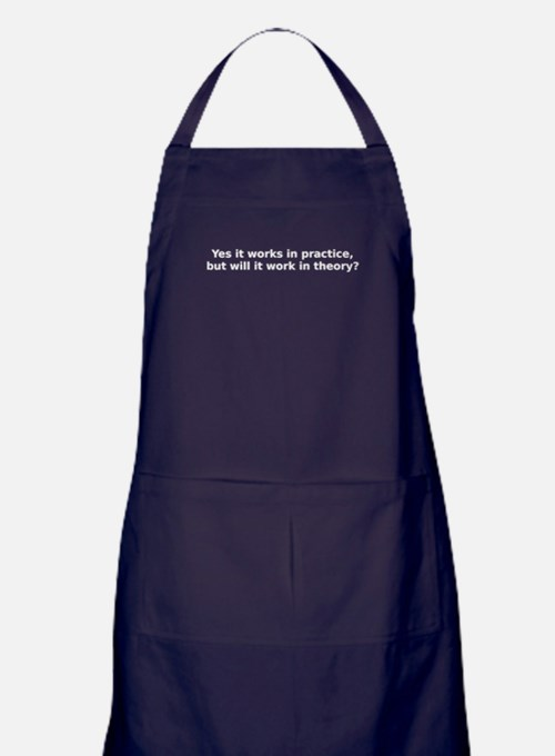 Cute Practice Apron (dark)