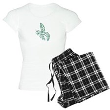 Green Hornet Pajamas