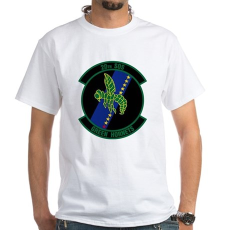 20th Patch White T-Shirt