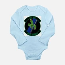 20th Patch Long Sleeve Infant Bodysuit
