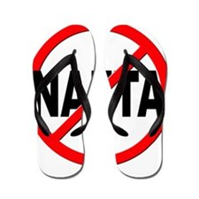 Anti / No NAFTA Flip Flops