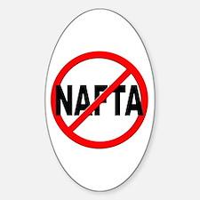 Anti / No NAFTA Decal