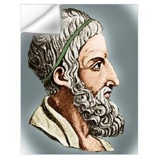 Archimedes, Greek mathematician Wall Decal