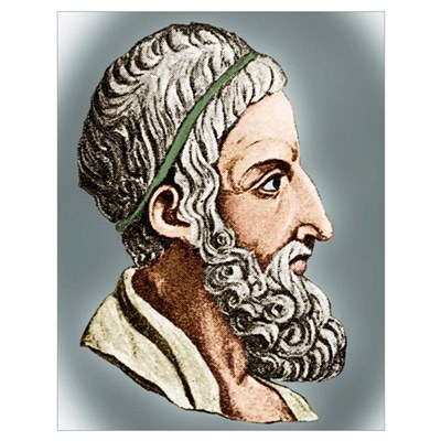 Archimedes, Greek mathematician Poster