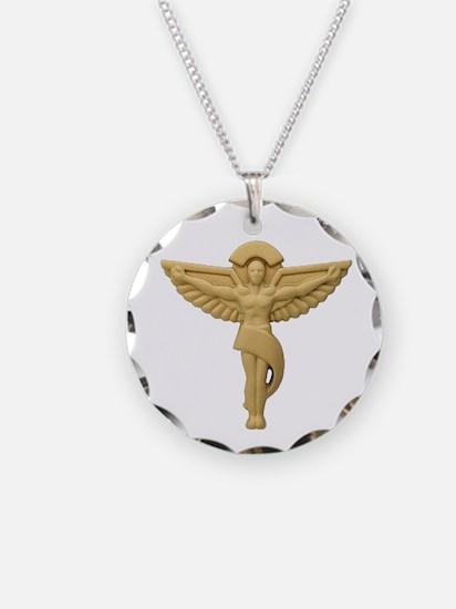 Chiropractic Emblem Necklace