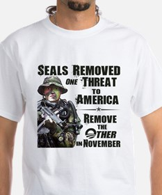 Navy Seals Removed One Threat Shirt