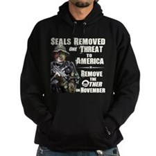 Navy Seals Removed One Threat Hoodie